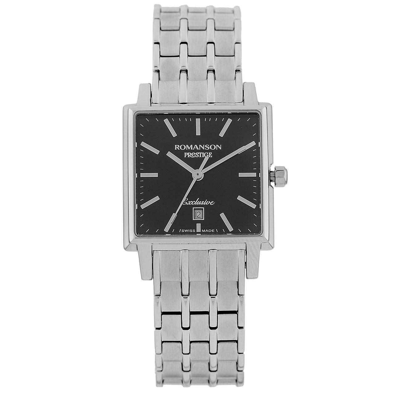 ساعت مچی عقربه ای زنانه رومانسون مدل TM3260LL1WA32W 8