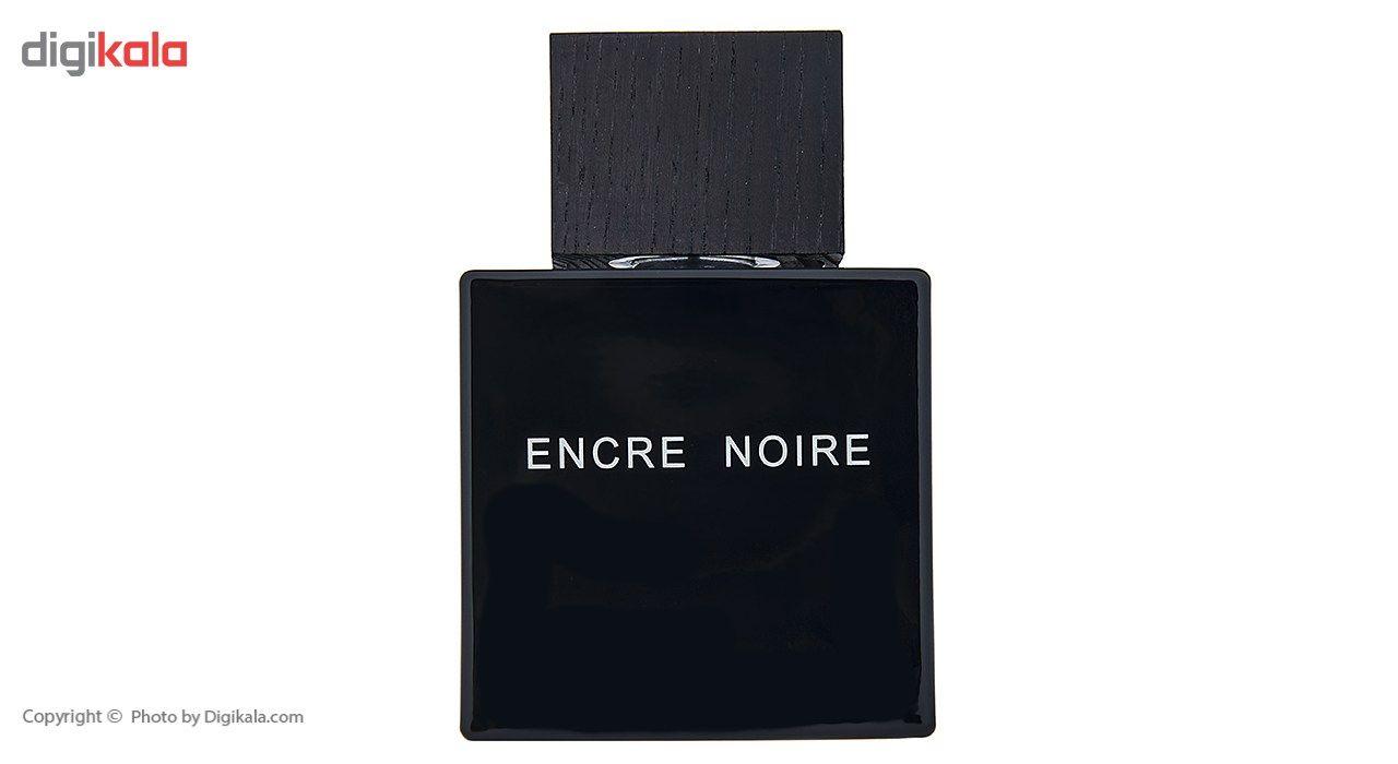 تستر ادو تویلت مردانه لالیک مدل Encre Noire حجم 100 میلی لیتر main 1 1