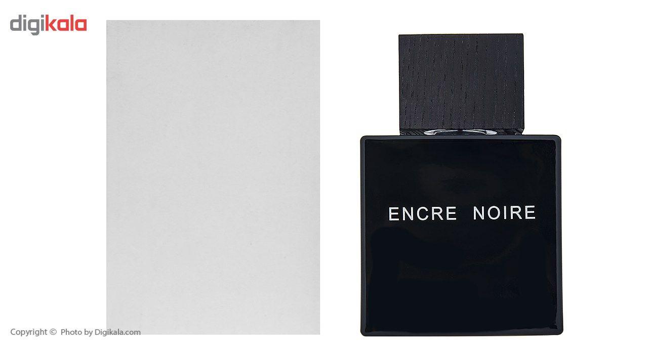 تستر ادو تویلت مردانه لالیک مدل Encre Noire حجم 100 میلی لیتر main 1 2