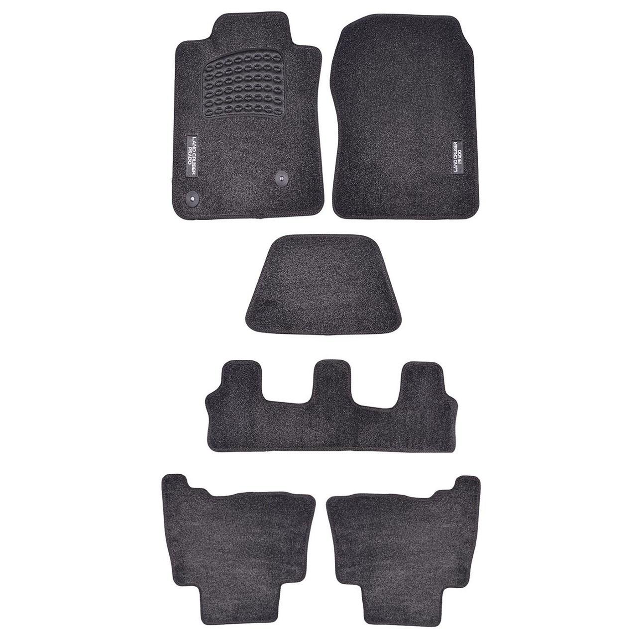 کفپوش موکتی خودرو بابل مناسب برای پرادو 2012