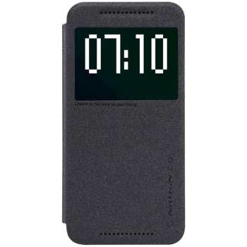 کیف کلاسوری نیلکین مدل New Leather Sparkle مناسب برای گوشی موبایل HTC M9 Plus