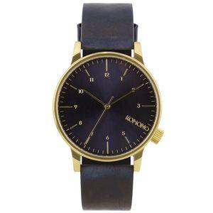 ساعت مچی عقربه ای کومونو مدل Winston Regal Blue