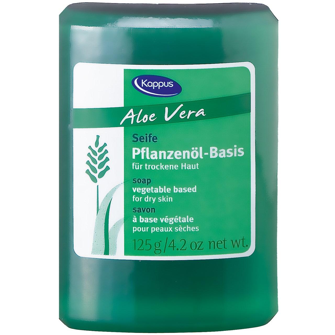 قیمت صابون کاپوس مدل Aloe Vera مقدار 125 گرم