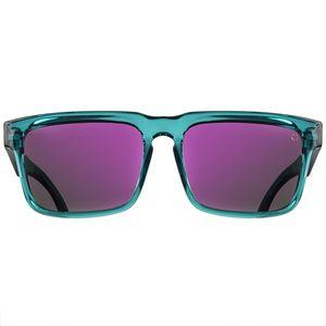 عینک آفتابی اسپای سری Helm مدل SMU Transparent Tea Happy Gray Green Pink Spectra