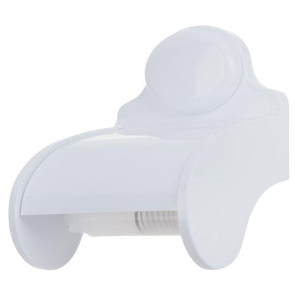 جای دستمال توالت سنی پلاستیک مدل Golestan