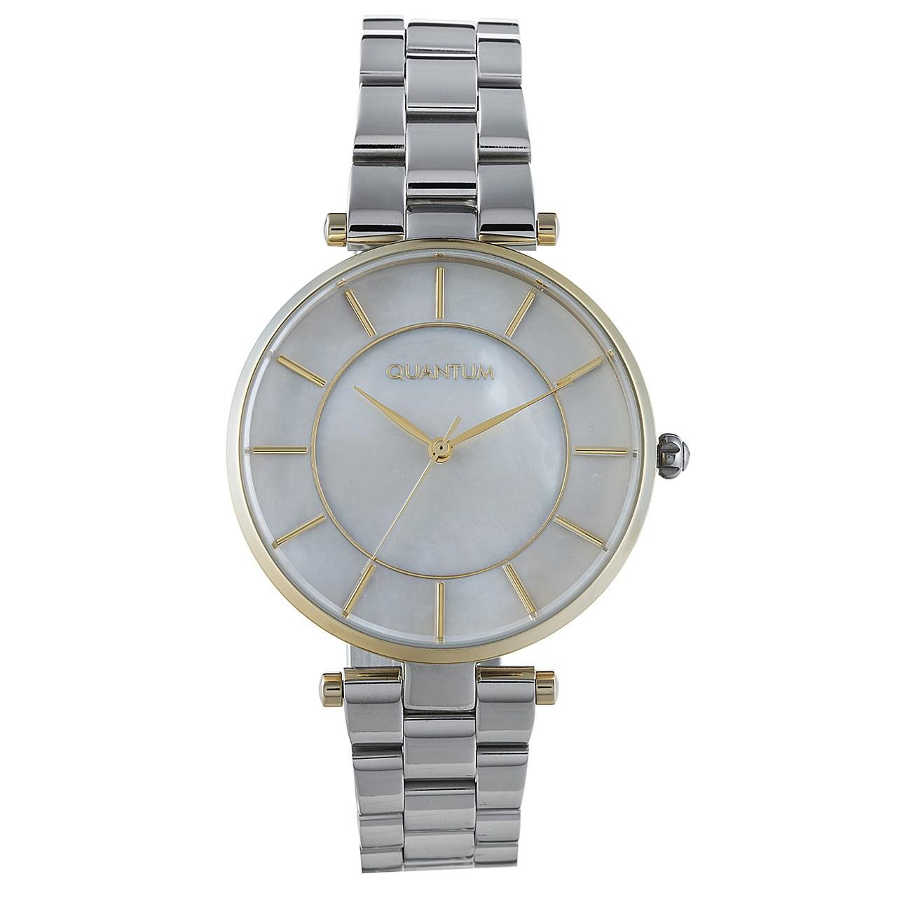 ساعت مچی عقربه ای زنانه کوانتوم مدل IML640.120