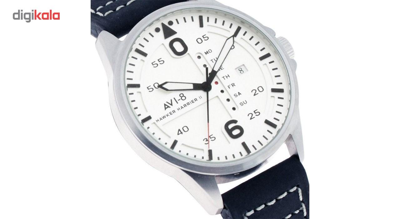 ساعت مچی عقربه ای مردانه ای وی-8 مدل AV-4003-01