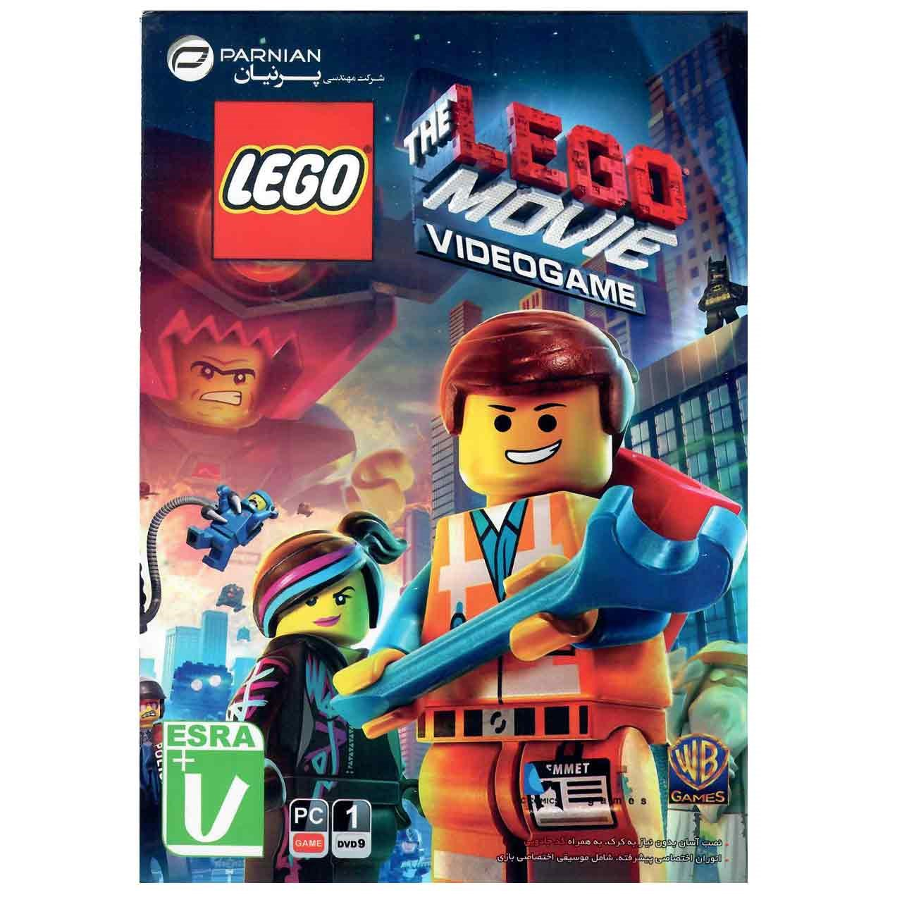 بازی Lego The Movie VideoGame مخصوص PC