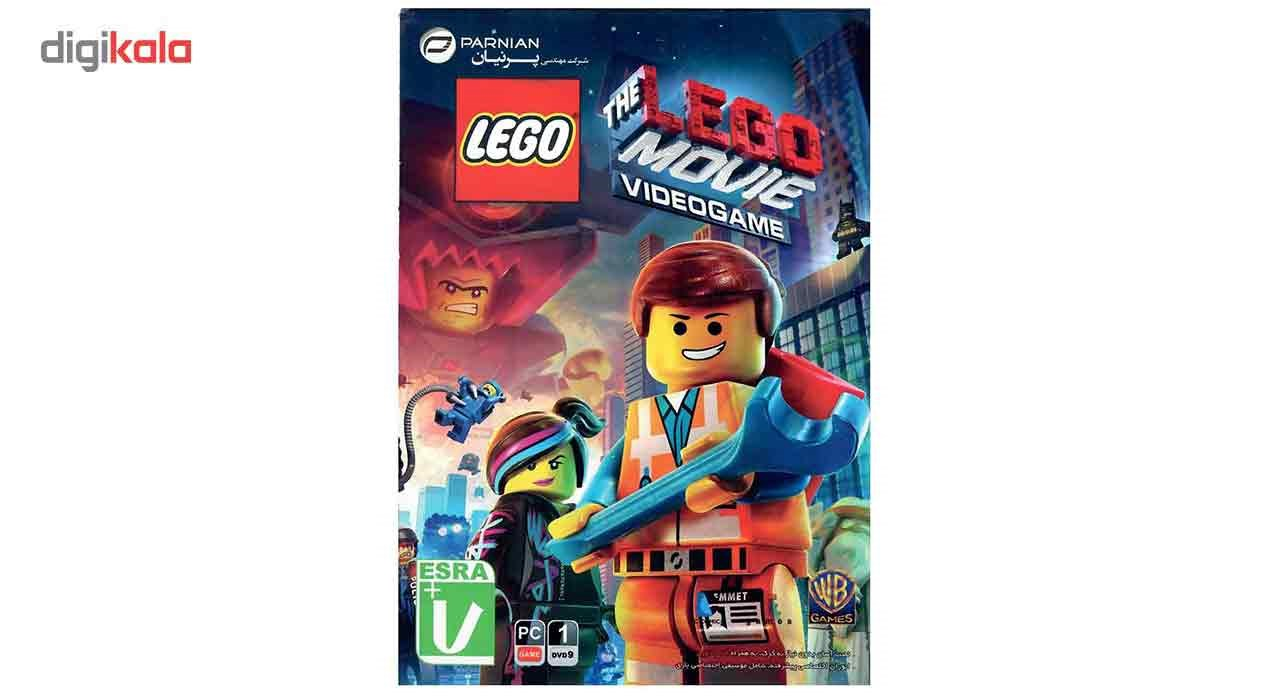 خرید اینترنتی بازی Lego The Movie VideoGame مخصوص PC اورجینال