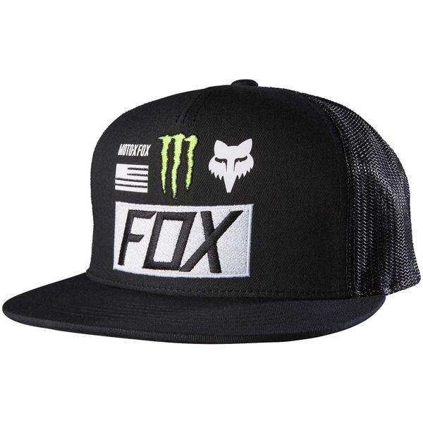 کلاه کپ مردانه فاکس مدل Monster Union Sb