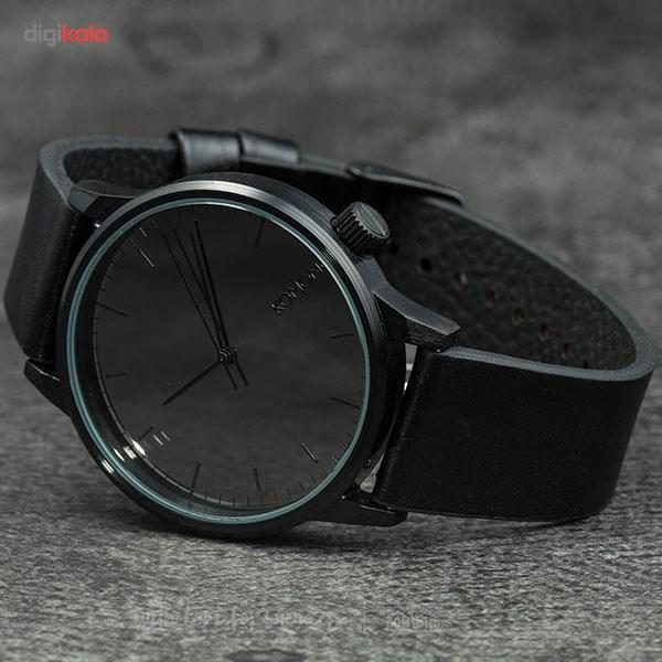خرید                                      ساعت مچی عقربه ای کومونو مدل Winston Mirror Black Black