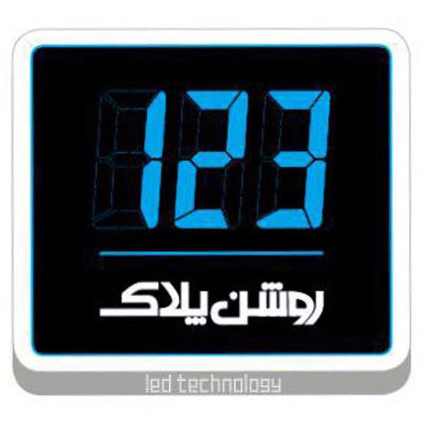 نمایش دهنده شماره پلاک دیجیتال تایم ایران مدل 3LED