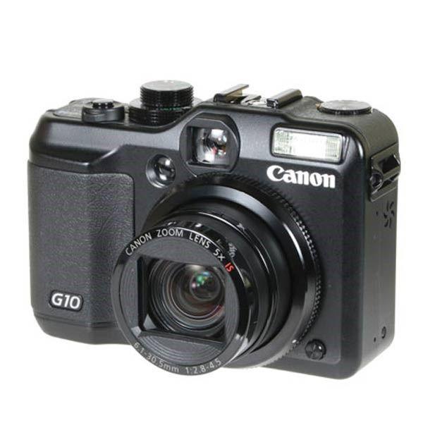 دوربین دیجیتال کانن پاورشات جی 10