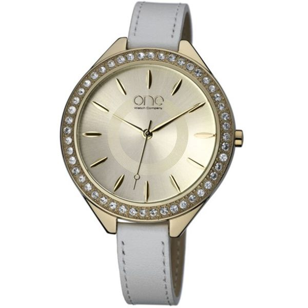 ساعت مچی عقربه ای زنانه وان واچ مدل OL5513DB41E