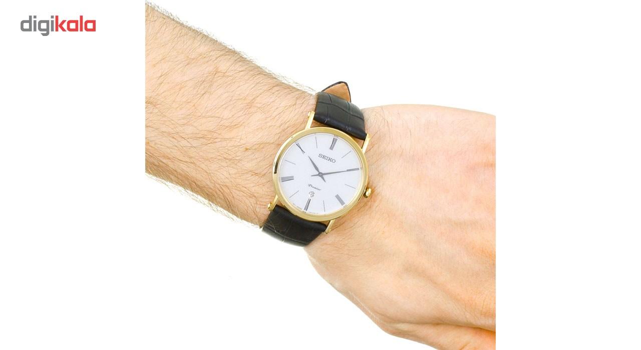 ساعت مچی عقربه ای مردانه سیکو مدل SKP396P1              ارزان