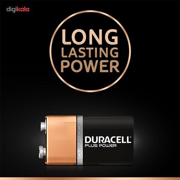 باتری کتابی دوراسل مدل Plus Power main 1 2