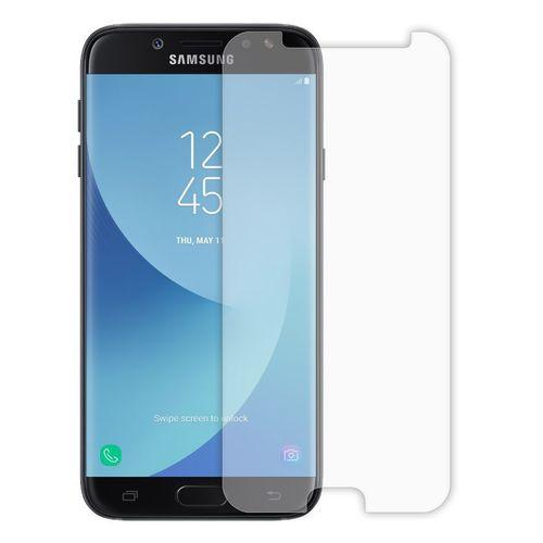 محافظ صفحه نمایش شیشه ای مدل Tempered مناسب برای گوشی موبایل سامسونگ Galaxy J7 Pro