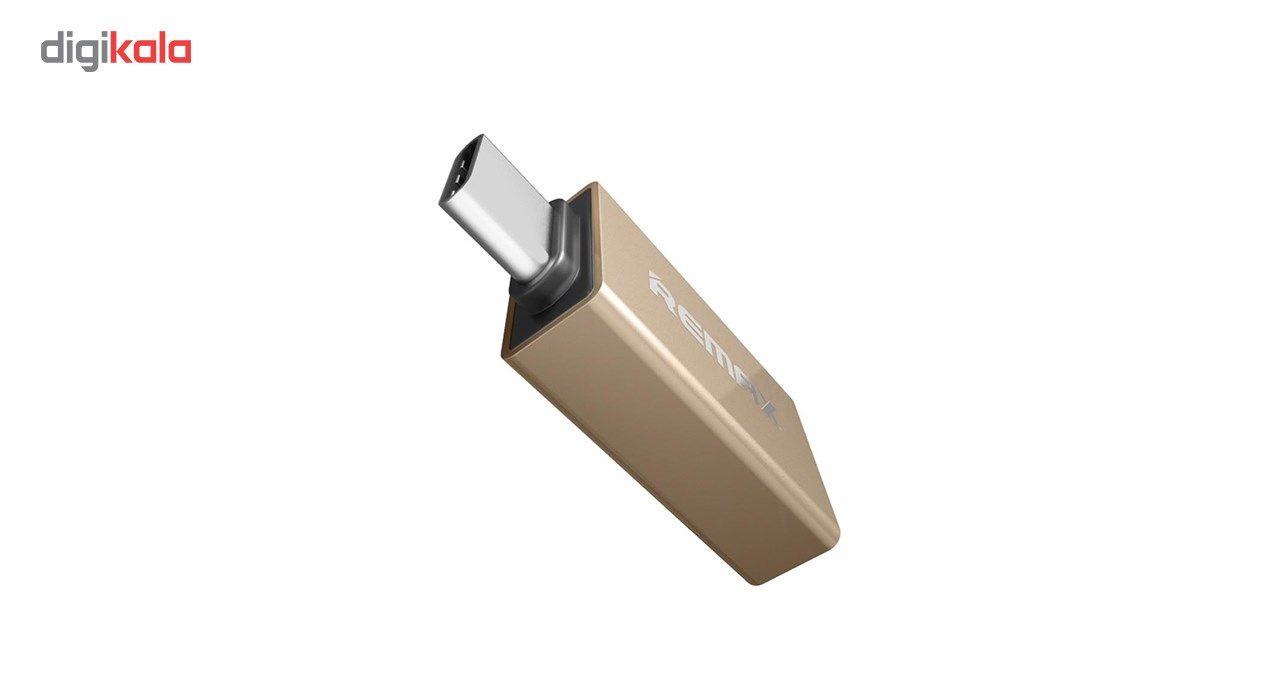 مبدل USB-C به USB 3.0 ریمکس مدل RA-OTG1 main 1 2