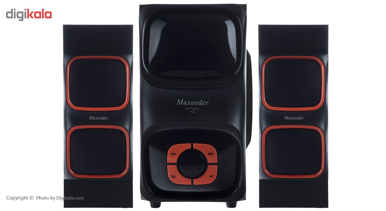 خرید اینترنتی پخش کننده خانگی مکسیدر سری MX-PS1653 مدل FY08 اورجینال