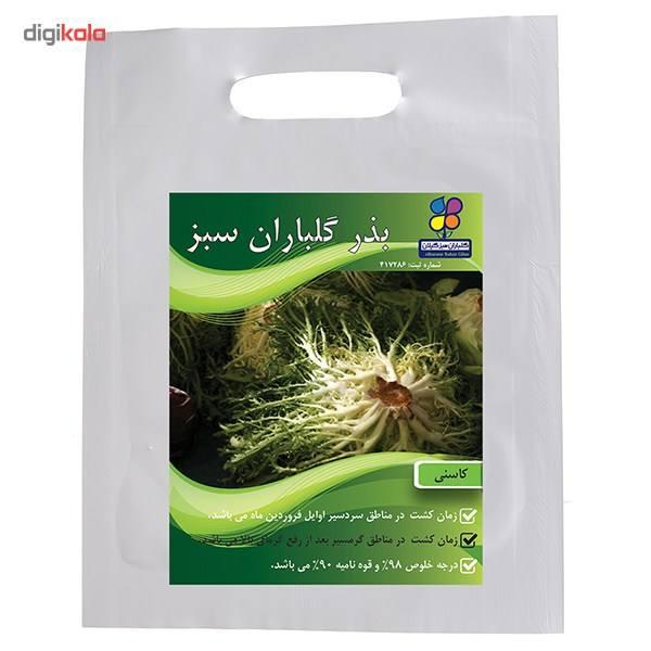 بذر کاسنی گلباران سبز main 1 1