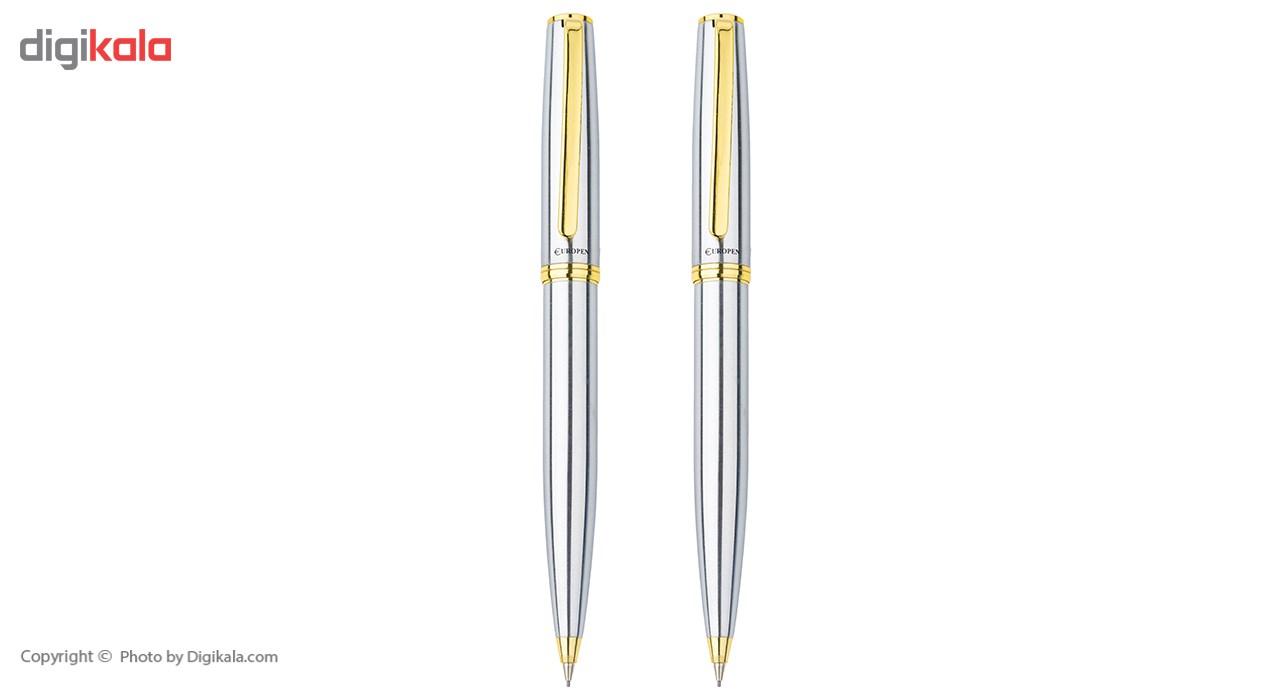 ست خودکار و مداد نوکی یوروپن مدل Join