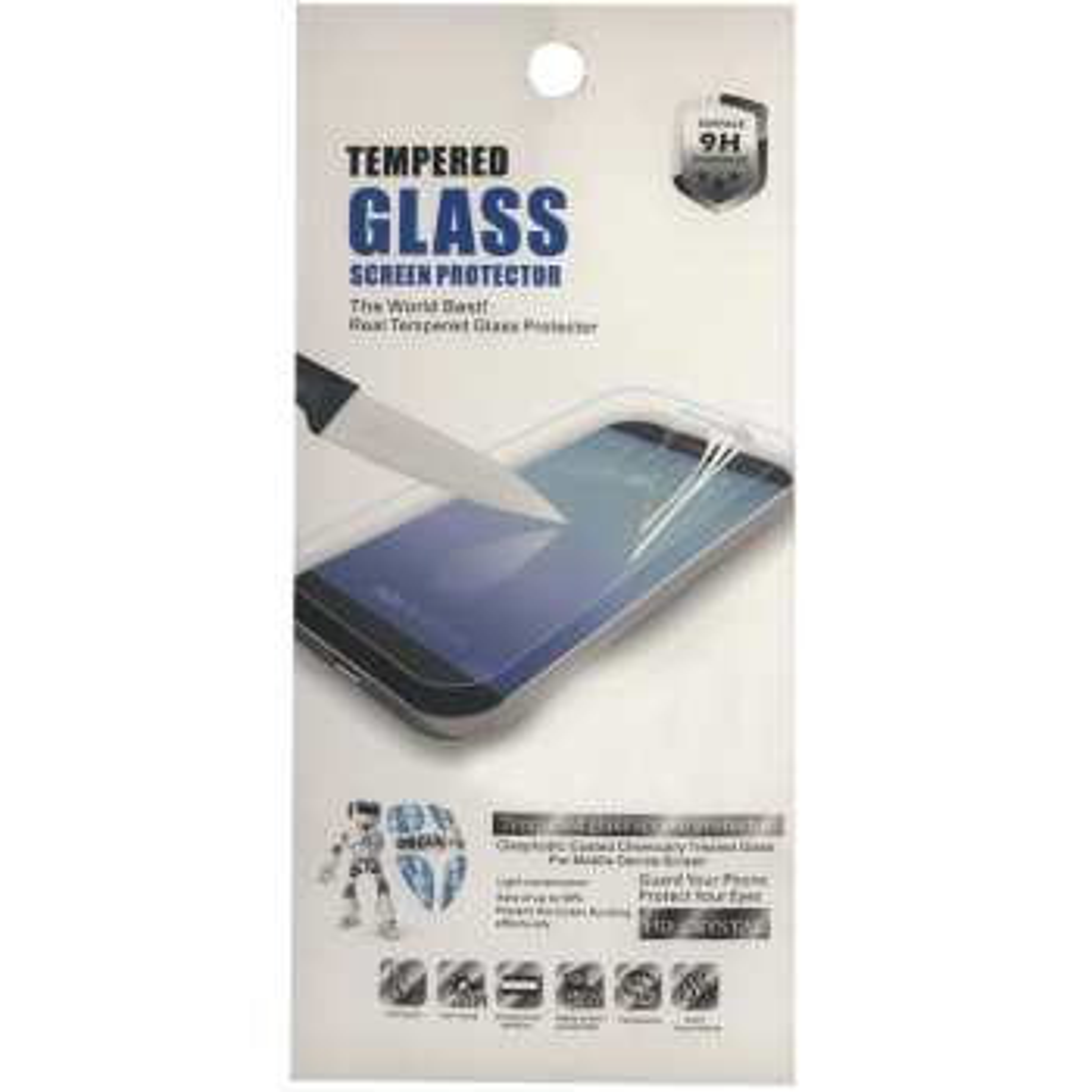 محافظ صفحه نمایش شیشه ای مدل Pro Plus مناسب برای گوشی موبایل آیفون 7 پلاس