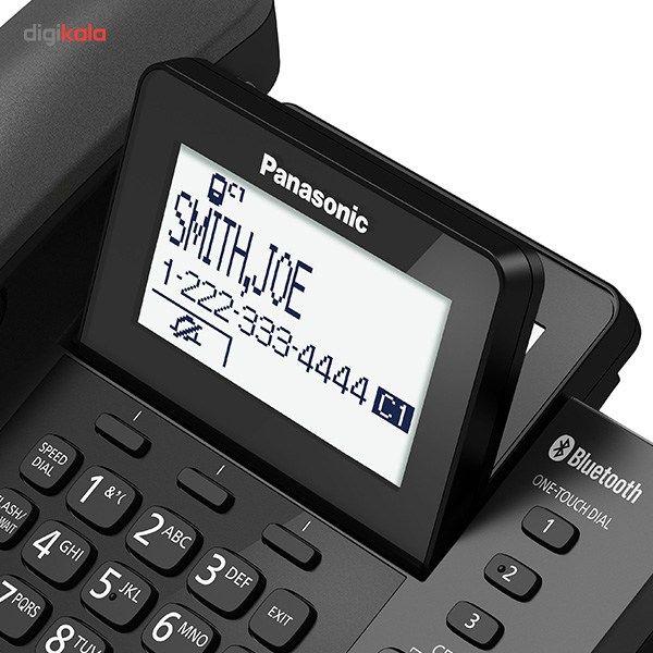 تلفن بیسیم پاناسونیک مدل KX-TGF380 main 1 1