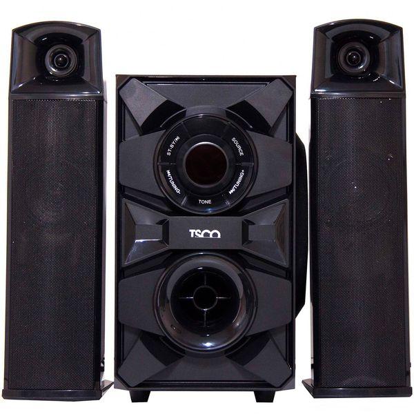 پخش کننده خانگی تسکو مدل TS 2182 | TSCO TS 2182 Home Media Player