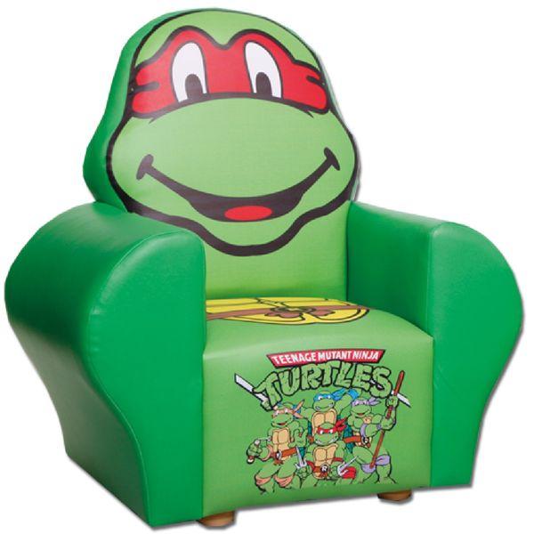 مبل کودک پینک مدل Ninja Turtles
