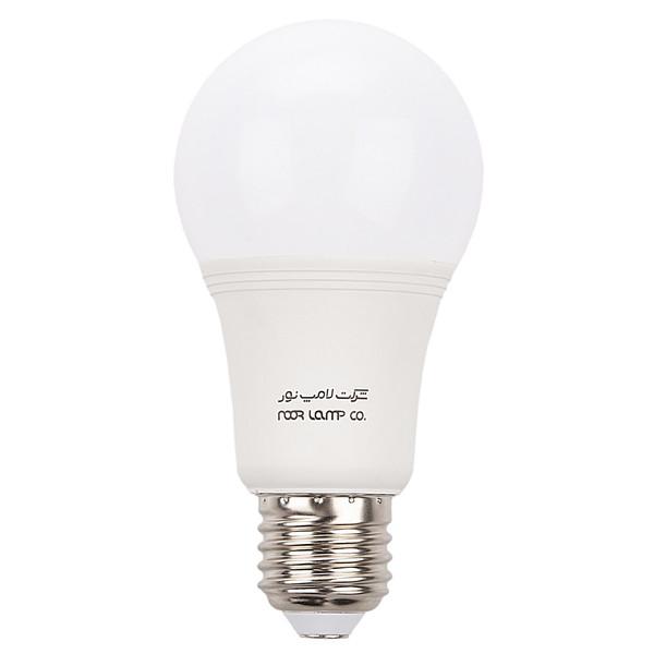 لامپ ال ای دی 12 وات حبابی نور پایه E27