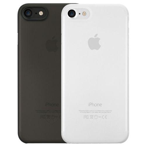 کاور اوزاکی مدل Ocoat 0.3 Jelly 2 In 1 Transparent مناسب برای گوشی موبایل آیفون 8/7