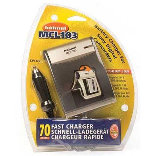 شارژر باتری لیتیومی هنل  MCL103 Sony