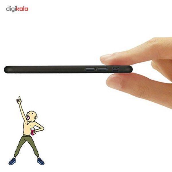 کاور اوزاکی مدل Ocoat 0.3 Jelly 2 In 1 Transparent مناسب برای گوشی موبایل آیفون 8/7 main 1 7