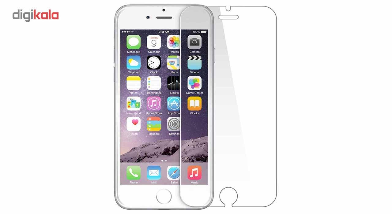 محافظ صفحه نمایش شیشه ای 9 اچ مناسب برای گوشی آیفون 6 main 1 1