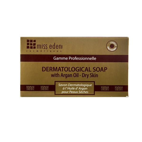 صابون پوست خشک میس ادن مدل Argan Oil Dermatological مقدار 100 گرم