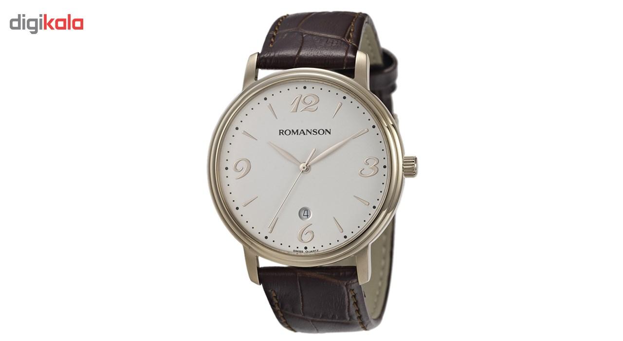 خرید ساعت مچی عقربه ای مردانه رومانسون مدل TL4259MM1RA16R