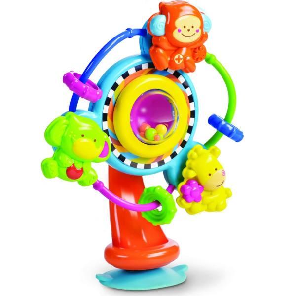 جغجغه صندلی کودک بلو باکس مدل Bebee's Ferri S Wheel