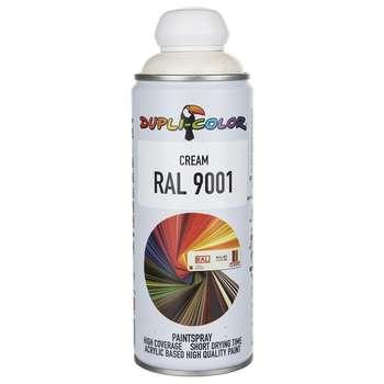 اسپری رنگ کرم دوپلی کالر مدل RAL 9001 حجم 400 میلی لیتر