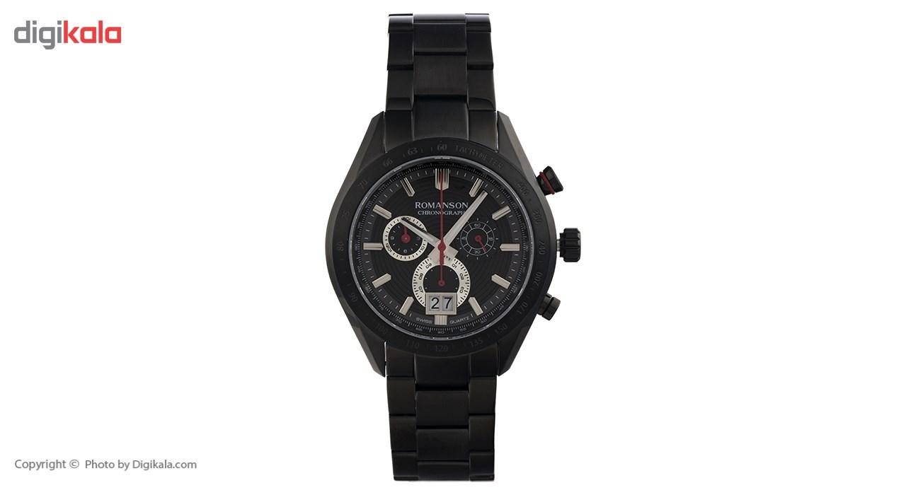 خرید ساعت مچی عقربه ای مردانه رومانسون مدل AM6A06HMBBA3R5