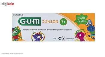 خمیر دندان جی یو ام مدل Junior حجم 50 میلی لیتر