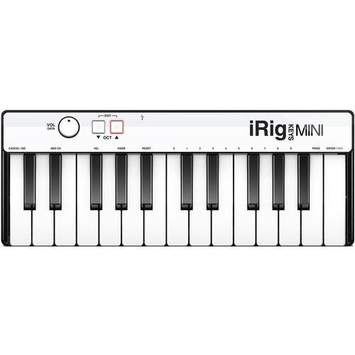 کیبورد میدی کنترلر آی کی مالتی مدیا مدل iRig Keys Mini