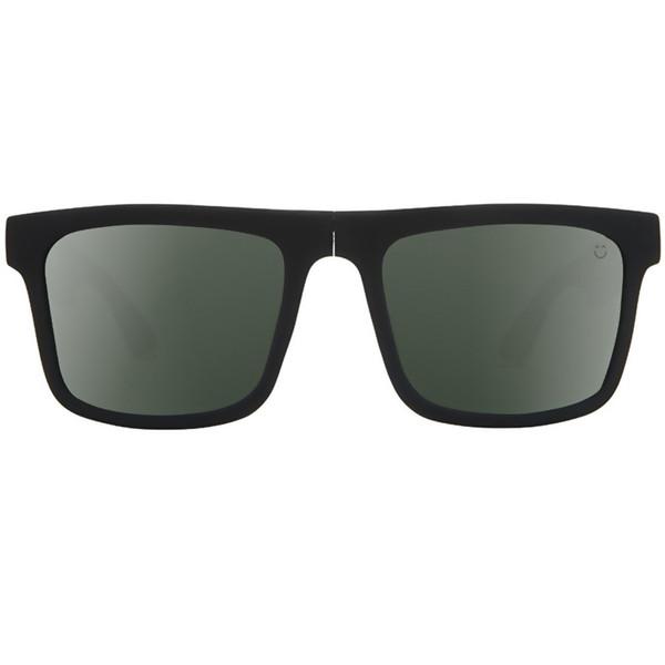 عینک آفتابی اسپای سری The Fold مدل Soft Matte Black Happy Gray Green
