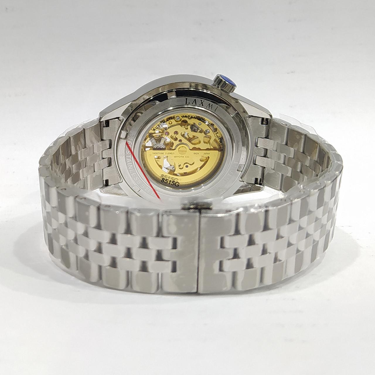 ساعت مچی عقربهای مردانه لاکسمی مدل 1-8515