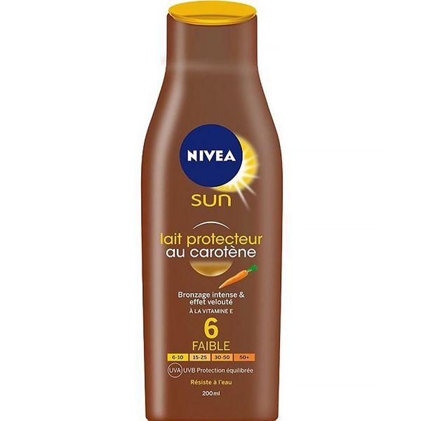 Image result for ست کیف لوازم آرایشی کرم ضد آفتاب و لوسیون ضد آفتاب نیوآ