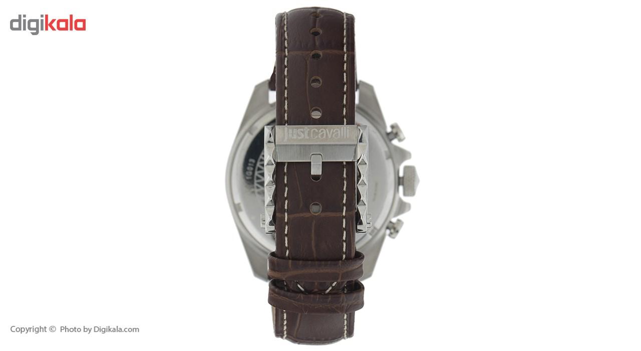 ساعت مچی عقربه ای مردانه جاست کاوالی مدل JC1G013L0015 -  - 2