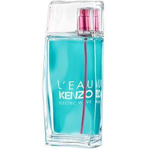 ادو تویلت زنانه کنزو مدل L'Eau par Kenzo Electric Wave حجم 50 میلی لیتر
