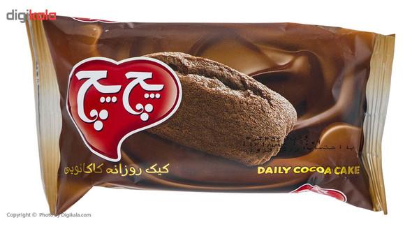 کیک روزانه کاکائویی پچ پچ مقدار 35 گرم