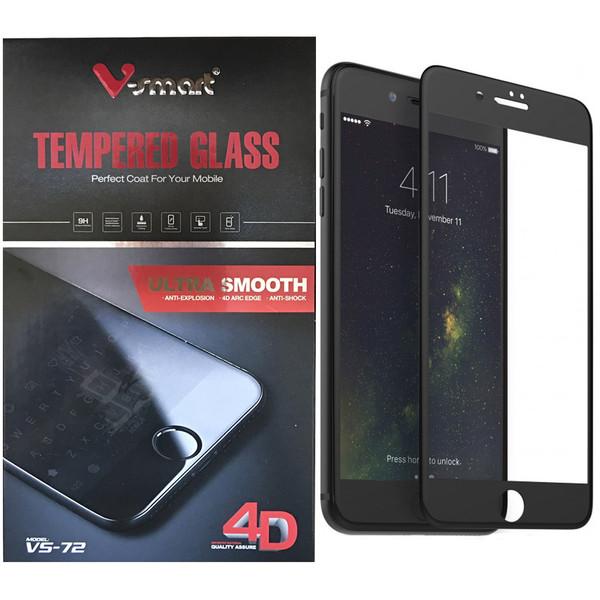 محافظ صفحه نمایش شیشه ای وی اسمارت مدل VS-72  مناسب برای گوشی اپل آیفون 8 پلاس/7 پلاس