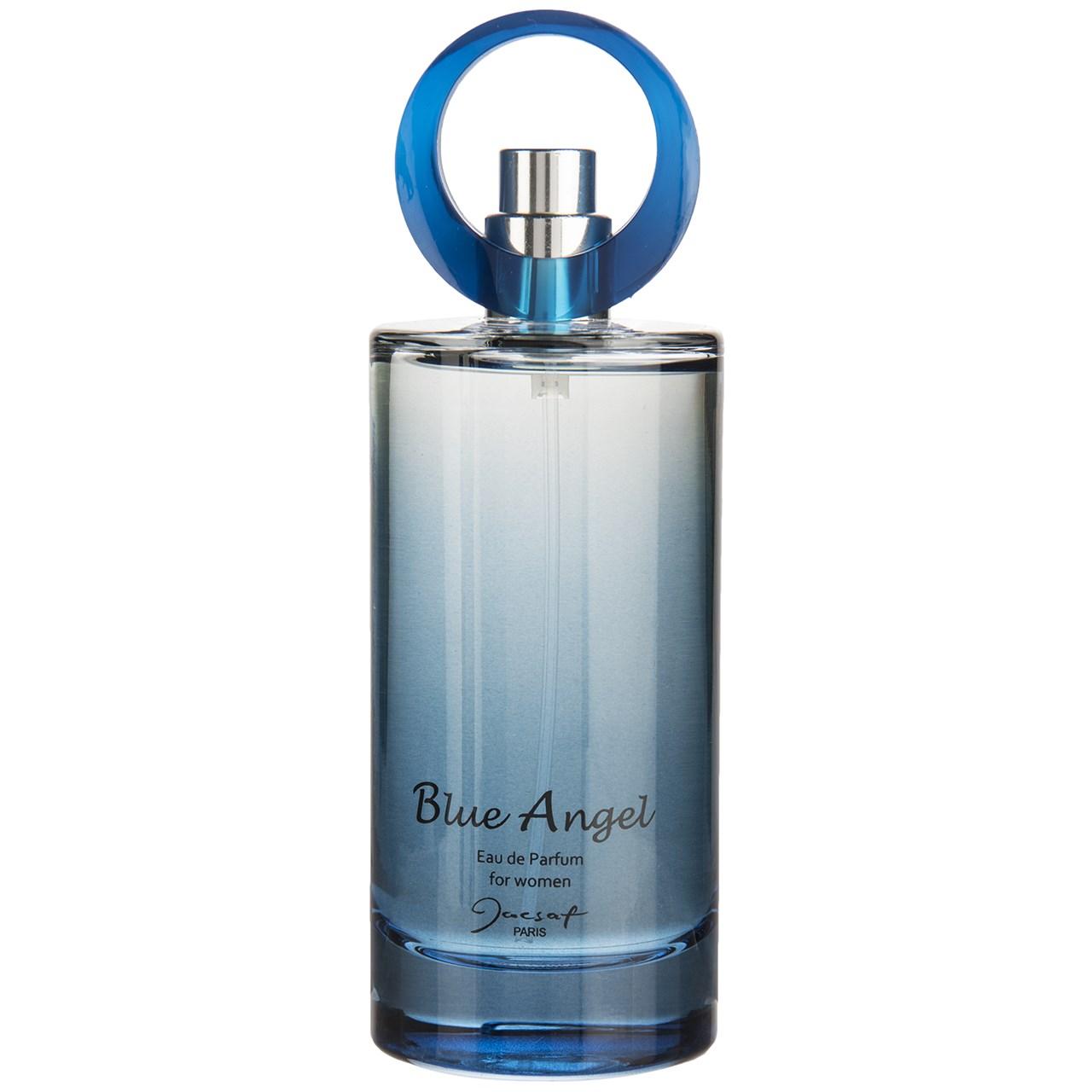 ادو پرفیوم زنانه ژک ساف مدل Blue Angel حجم 100 میلی لیتر