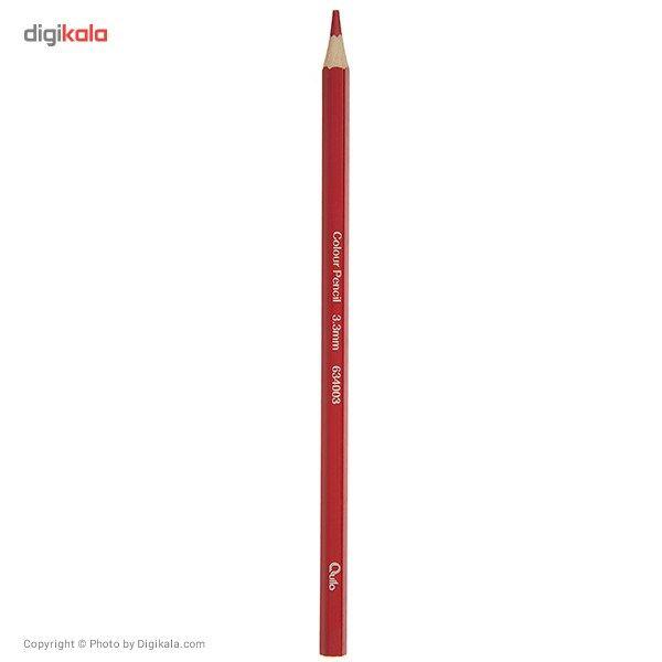 مداد رنگی 12 رنگ کوییلو مدل School main 1 3